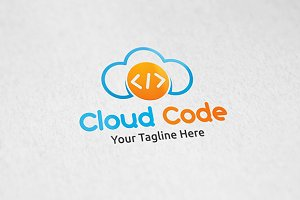 Cloud Code - Logo Template