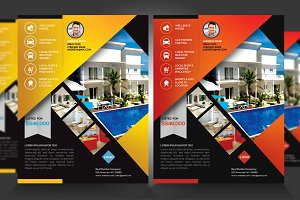 Real Estate / New Listing Flyer V1