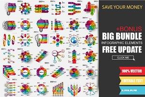 Bundle Business Infographic Element