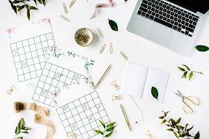 Wedding planner schedule