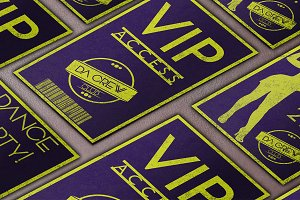 Night Club VIP Pass
