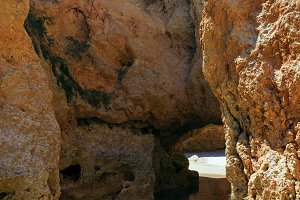 Algarve beach Dos Tres Irmaos