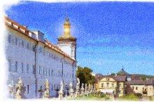 Jesuit College in Kutna Hora