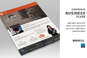 Corporate Business Flyer - V384