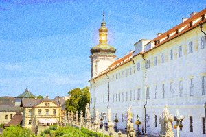 Jesuit College in Kutna Hora
