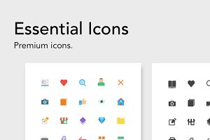70 Essential Xicons