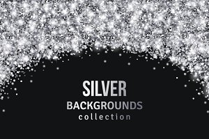 Silver Backgrounds
