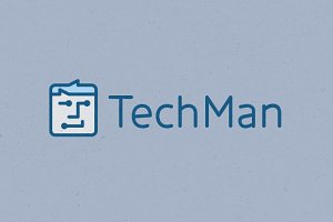 Tech Man Logo