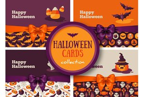 Halloween Cards 3