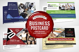 Multipurpose Postcard Bundle