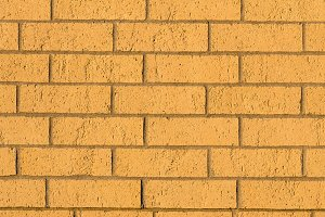 Textured brick wall for background