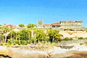 Beach Plaza Playa del Duque