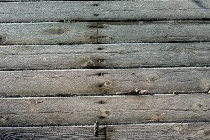 Gray wooden texture for background