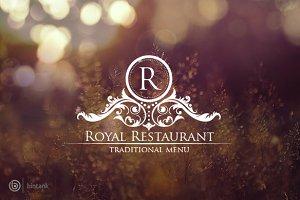 Classy Logo - Royal Restaurant
