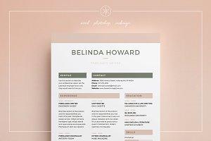 Resume/CV | Belinda