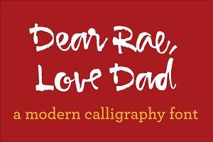 Dear Rae, Love Dad