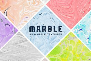 Hand Made Marble Textures