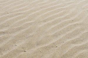 Sand dunes shapes background