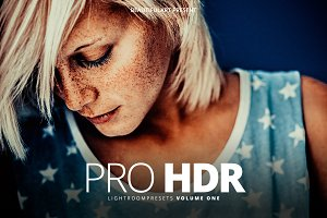 Pro HDR Lightroom Presets Vol 1