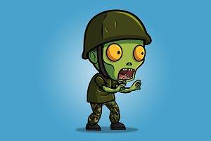 G.I Joe Zombie