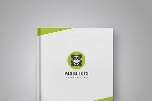Logo Panda Baby Toys