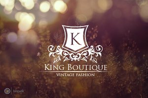 King Boutique - Classic Logo