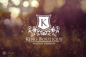 King Boutique - Classic Logo