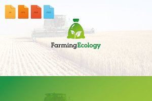 Logo Farming Ecology