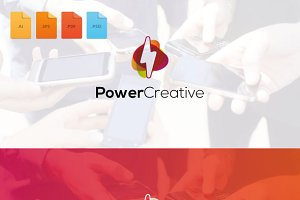 Logo Power Creative