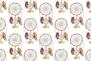 Pattern dreamcatcher