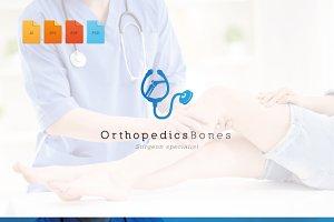 Logo Orthopedics Bones