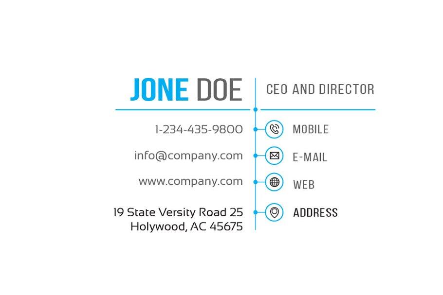 Gran Business Card