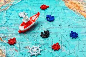 Sailing and sea travel