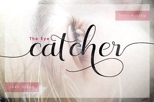The Eye Catcher + Swashes Off 30%