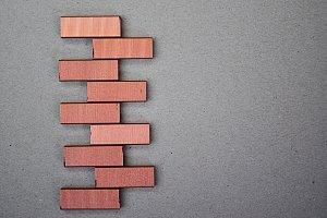 copper staples corner