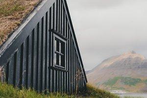 Traditional Turf House