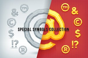Special Symbols Collection