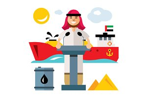Arab Oil Industry