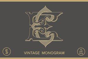 CE Monogram EC Monogram