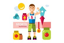 Sports nutrition, Energy Diet