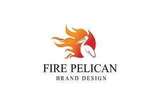 Fire Pelican Logo