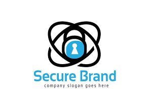 Secure Brand Logo