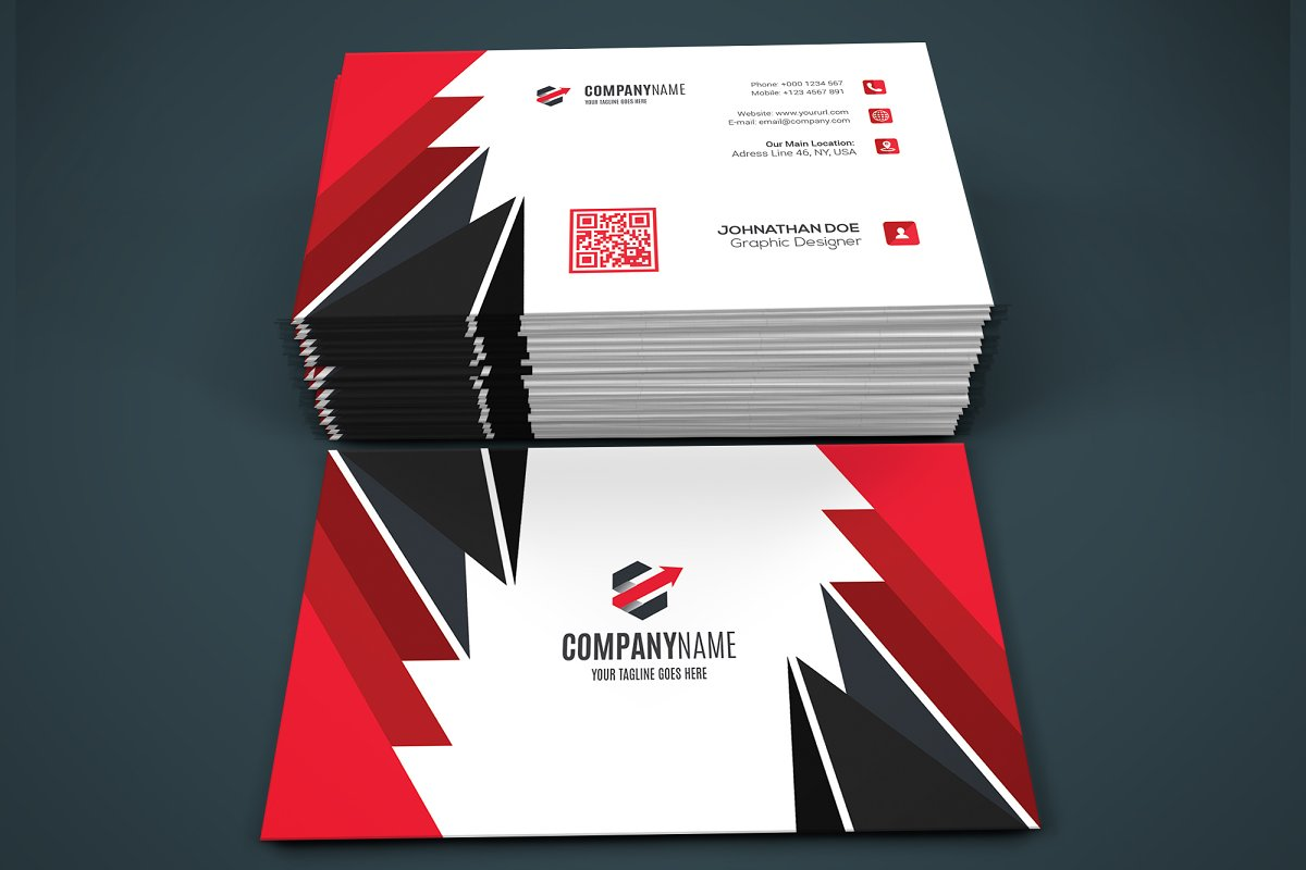 Business Card in Business Card Templates