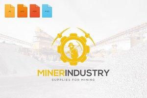 Logo Miner Industry