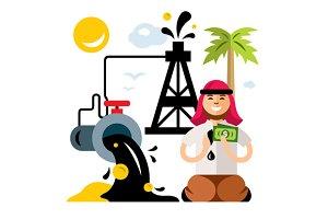 Arab Petroleum Industry
