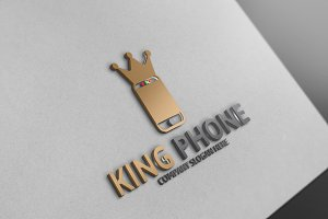Phone King Logo