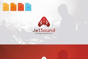 Logo Jet Sound