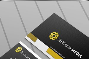 Simple Corporate Business Card Vol 2