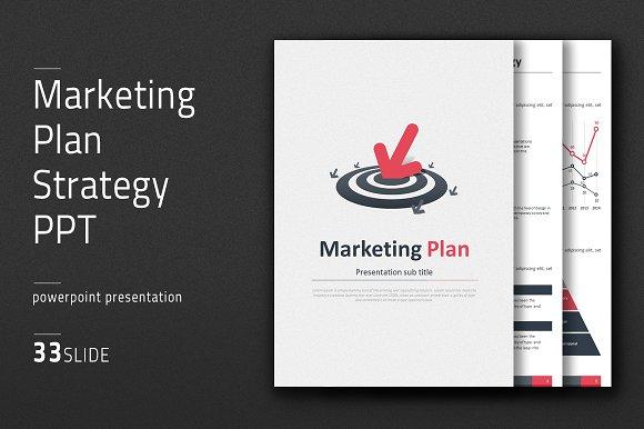 marketing plan strategy ppt vertical presentation. Black Bedroom Furniture Sets. Home Design Ideas