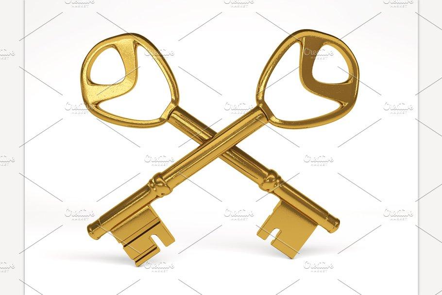Golden Keys in Objects